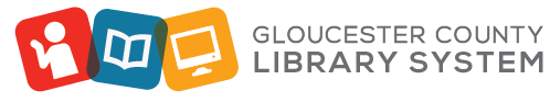 Gloucester County Library System logo