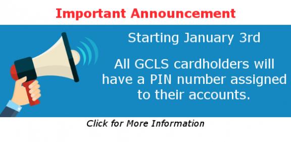 Slide for PIN Implementation starting January 3rd