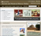 Ancient and Medieval History Database Screenshot