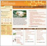 Today's Science Database screenshot